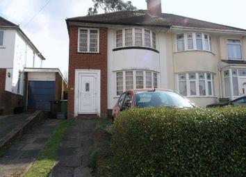 Thumbnail 3 bed semi-detached house for sale in Windsor Road, Halesowen