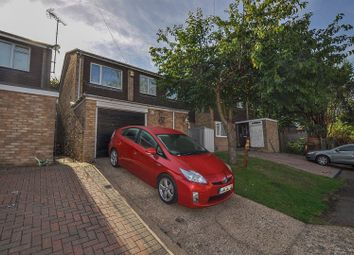 Thumbnail 4 bed semi-detached house to rent in Upton Close, Park Street, St.Albans