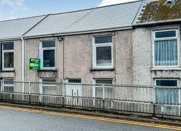 Thumbnail 2 bed terraced house for sale in High Street, Glynneath, Neath