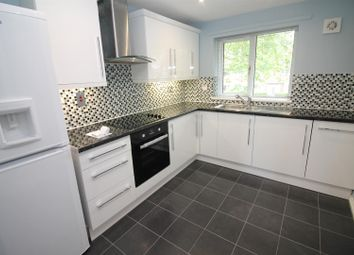 Thumbnail 2 bed flat to rent in Abbotsfield Close, Urmston, Manchester