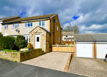 Thumbnail 3 bedroom town house for sale in St. Michaels Way, Burley In Wharfedale, Ilkley
