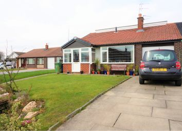 Thumbnail 4 bed semi-detached bungalow for sale in Westfield Avenue, Wigan