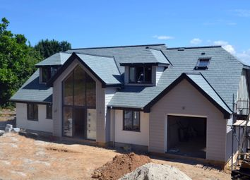 Thumbnail 4 bed detached house for sale in Cornhill, St Blazey