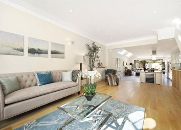 Thumbnail 4 bed terraced house for sale in Kenyon Street, Alphabet Streets, Fulham