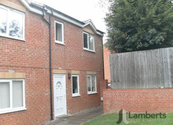 Thumbnail 2 bed flat for sale in Glendale Terrace, Crabbs Cross, Redditch