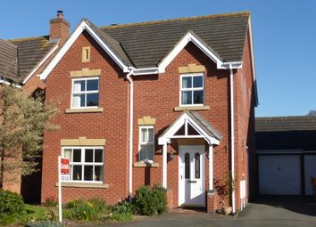 Thumbnail 4 bed detached house for sale in Pentland Gardens, Hereford