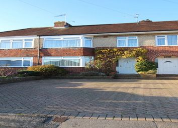 Thumbnail 3 bed terraced house for sale in Elmwood Avenue, Waterlooville