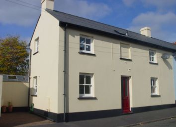 Thumbnail 2 bed terraced house to rent in Charles Street, Brecon