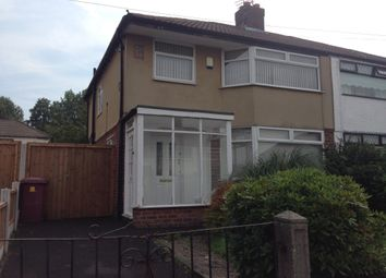 Thumbnail 3 bed semi-detached house to rent in Cypress Road, Huyton, Liverpool, Merseyside
