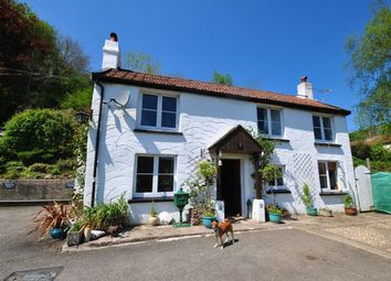 Thumbnail 4 bedroom detached house for sale in Heddon Mill, Braunton