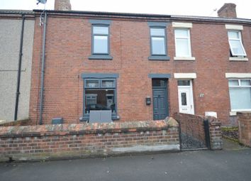 Thumbnail 2 bed terraced house for sale in Cleveland Terrace, Newbiggin-By-The-Sea