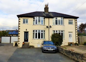 Thumbnail 3 bed semi-detached house for sale in Brackenley Avenue, Embsay, Skipton
