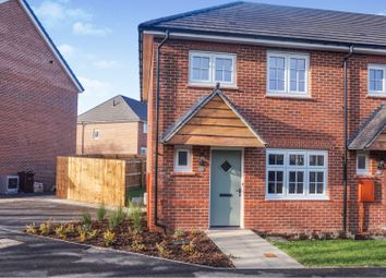 Thumbnail 3 bed end terrace house for sale in Rosedale Court, Wakefield