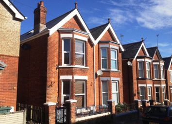 Thumbnail 3 bedroom semi-detached house for sale in Coronation Road, Cowes