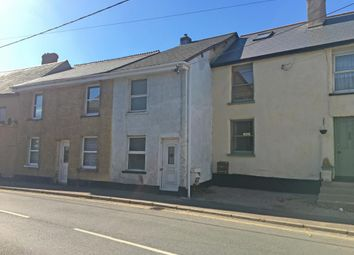 Thumbnail 2 bedroom terraced house for sale in 36 Higher Street, Cullompton, Devon