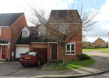 Thumbnail 3 bed link-detached house for sale in Stanley Way, Daventry