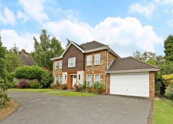 Thumbnail 5 bed detached house to rent in Woodbank Avenue, Gerrards Cross