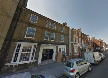 Thumbnail 2 bed flat to rent in Harpur Street, Flat 6, Bedford