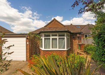 Cavendish Drive, Tunbridge Wells TN2. 3 bed semi-detached bungalow