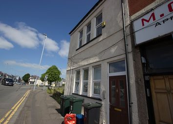 Thumbnail 1 bed flat to rent in Corporation Road, Maindee, Newport