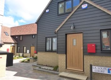 Thumbnail 1 bedroom detached house for sale in La Loupe Court, Kneesworth Street, Royston