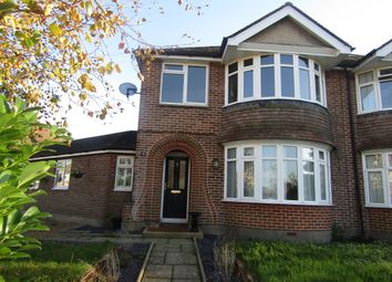 Thumbnail 4 bedroom semi-detached house for sale in Whyke Road, Chichester, West Sussex