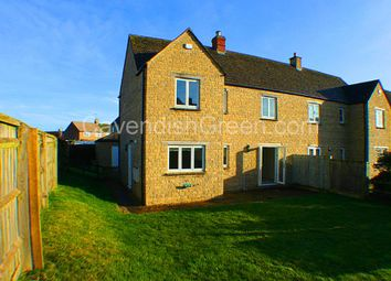 Thumbnail 3 bed semi-detached house to rent in Saxon Way, Fairford