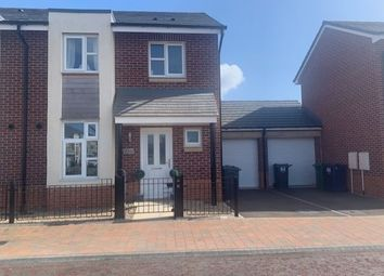 Thumbnail 3 bed terraced house for sale in Lynwood Way, South Shields