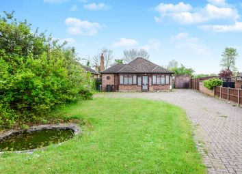 Thumbnail 4 bed detached bungalow for sale in Oakwood Road, Bricket Wood, St. Albans