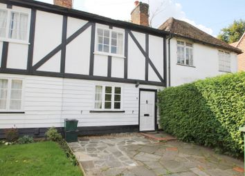 Thumbnail 2 bed cottage to rent in Sandpit Lane, St.Albans