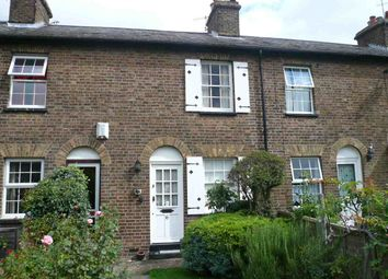 Thumbnail 2 bedroom terraced house to rent in Bushey, Grove Cottages, Falconer Road