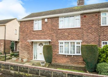 Thumbnail 3 bed semi-detached house for sale in Franklin Road, Gravesend, Kent, Gravesend