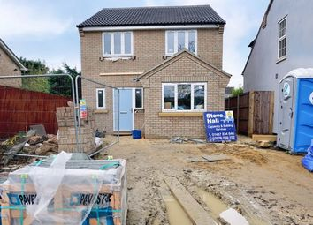 Thumbnail 3 bedroom detached house for sale in Green End Road, Sawtry, Huntingdon.