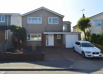 Thumbnail 4 bed detached house for sale in Woolacott Drive, Newton, Swansea