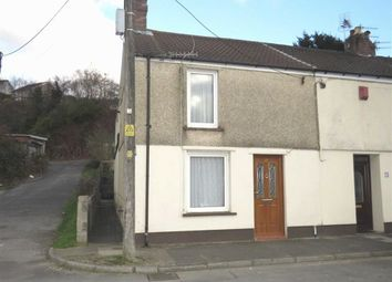 Thumbnail 4 bed end terrace house for sale in Station Road, Tonyrefail, Porth