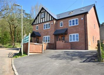 Thumbnail 4 bed town house for sale in Bag End, Fox Elms Road, Tuffley, Gloucester