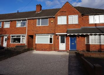 Thumbnail 3 bed terraced house for sale in Churchdale Road, Birmingham