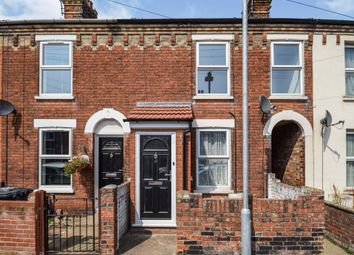 Thumbnail 3 bed terraced house for sale in St Andrews Road, Gorleston, Great Yarmouth