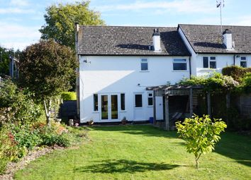 3 bed semi-detached house for sale in Thruxton, Andover, Hampshire SP11