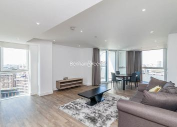 Thumbnail 1 bedroom flat to rent in Wandsworth Road, Nine Elms