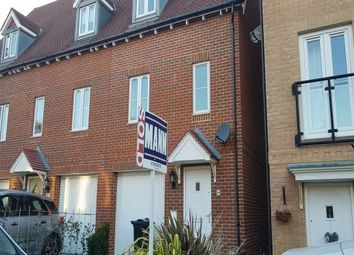 Thumbnail 3 bed town house to rent in Greystones Willesborough, Ashford