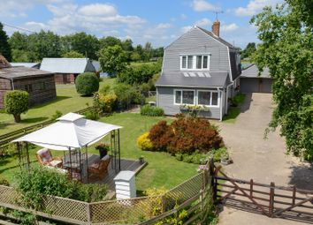 Thumbnail 3 bed detached house for sale in Wass Drove, Westmarsh