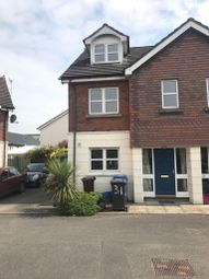 Thumbnail 4 bed town house to rent in Ardenlee Place, Ravenhill, Belfast