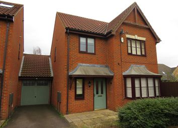 Thumbnail 3 bed link-detached house to rent in Castle Acre, Monkston, Milton Keynes