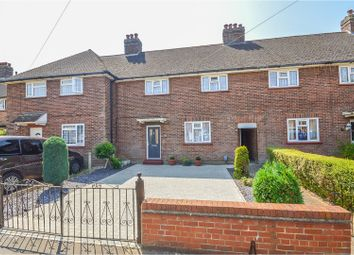 Thumbnail 3 bed terraced house for sale in Alamein Avenue, Bedford