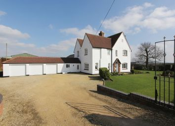 Thumbnail 4 bed detached house for sale in Ashby Road, Boundary, Nr Ashby