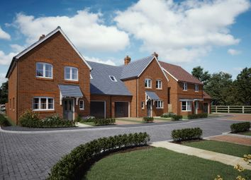 Thumbnail 3 bedroom semi-detached house for sale in The Orchard, Grendon Underwood, Aylesbury