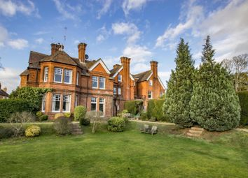 Thumbnail 2 bed flat for sale in Wolsley House, Station Road, Goring, Reading