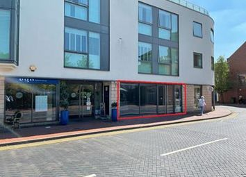 Thumbnail Retail premises to let in Unit 3A New Minster House, 38 Bird Street, Lichfield.