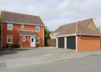Thumbnail 4 bed detached house for sale in Borkum Close, Andover